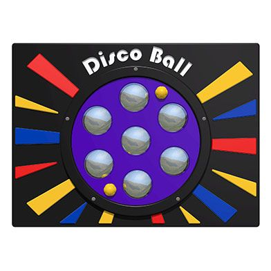 Disco Ball Play Panel
