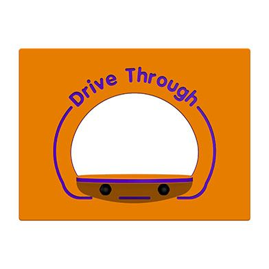 Drive Through Play Panel