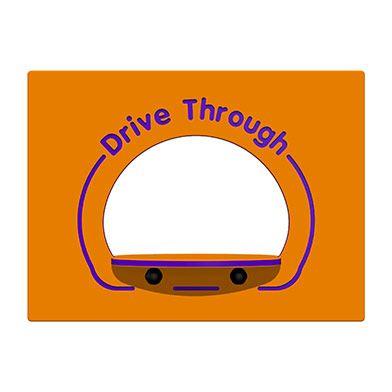 Drive Through Play Panel