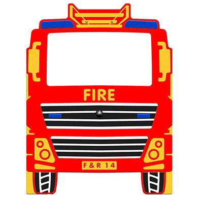 Fire Engine Play Panel