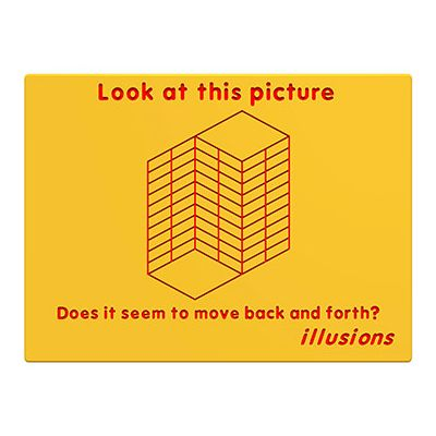 Illusions Moving Blocks Play Panel