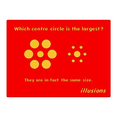 Illusions Circles Play Panel