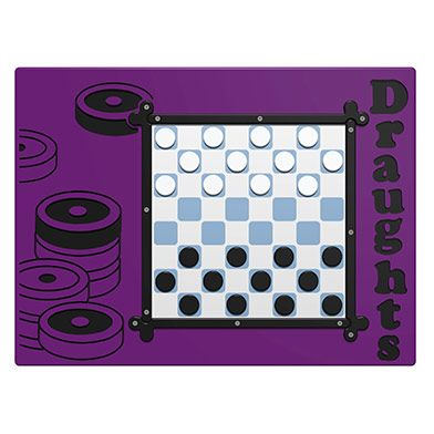 MagPlay Panel - Draughts