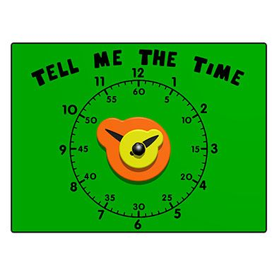 Tell Me The Time Play Panel