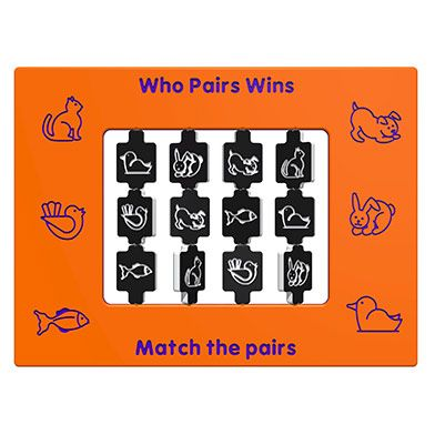Who Pairs Wins Play Panel