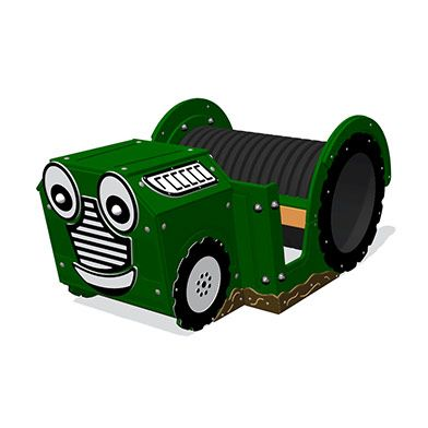 Terry the Tractor