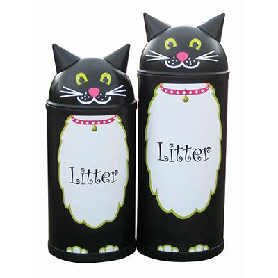 Small Cat Litter Bin