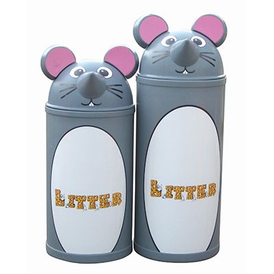 Large Mouse Litter Bin