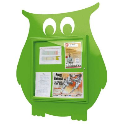 Owl Notice Board