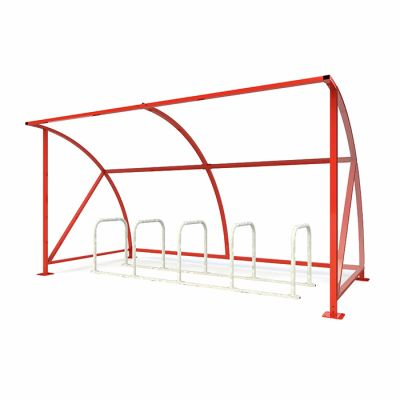 Bromley Cycle Shelter