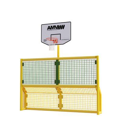 KS2 Junior Goal Unit 1 (Basketball)