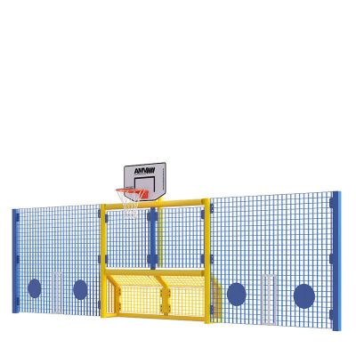 KS1 Infant Goal Unit 2 (Basketball)