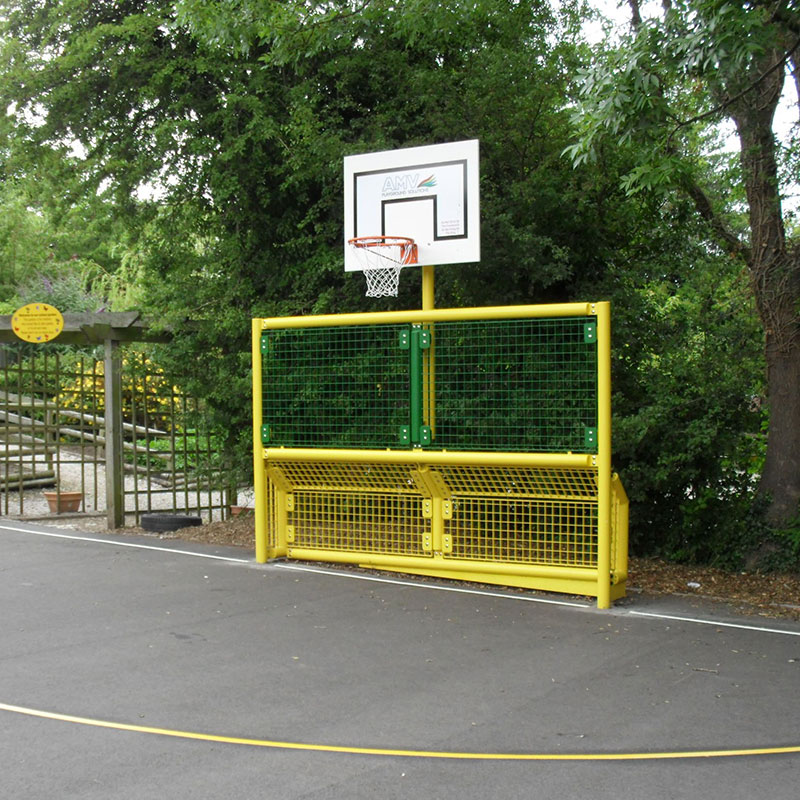 KS2 Junior Goal Unit 1 (Basketball)