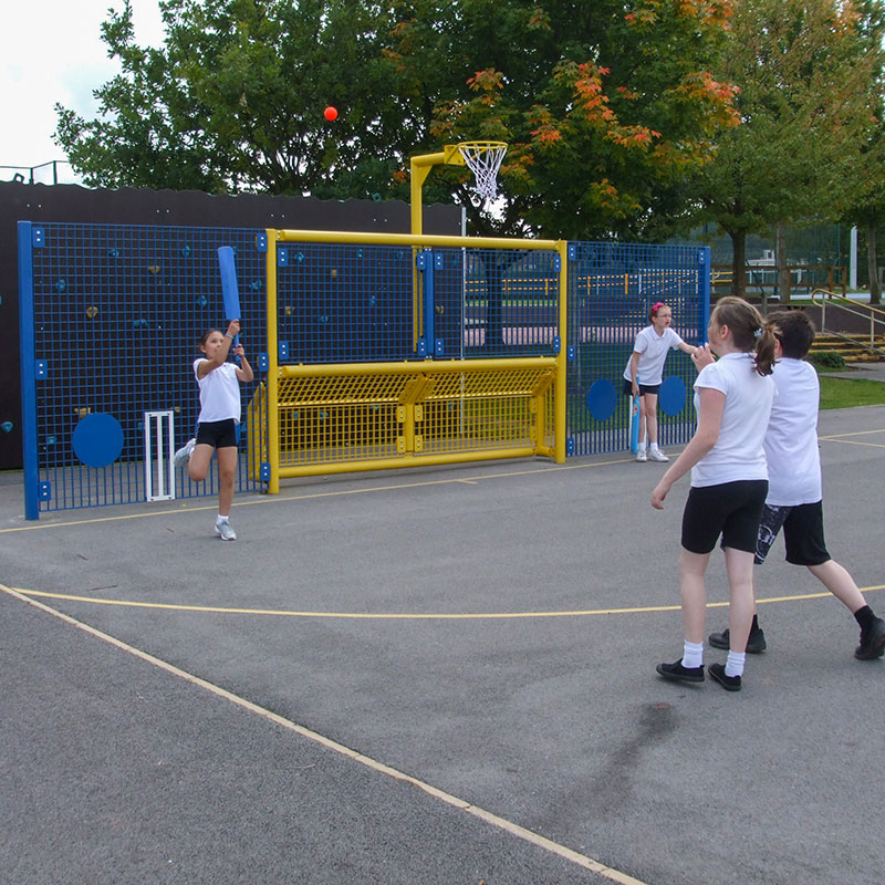 KS2 Junior Goal Unit 109 (Netball)