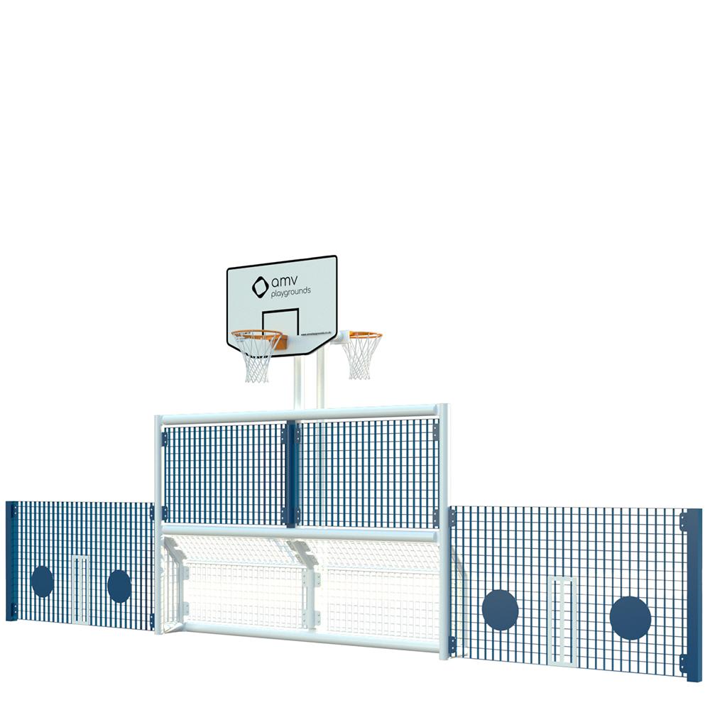 KS2 Junior Goal Unit 175 (Basketball & Netball)