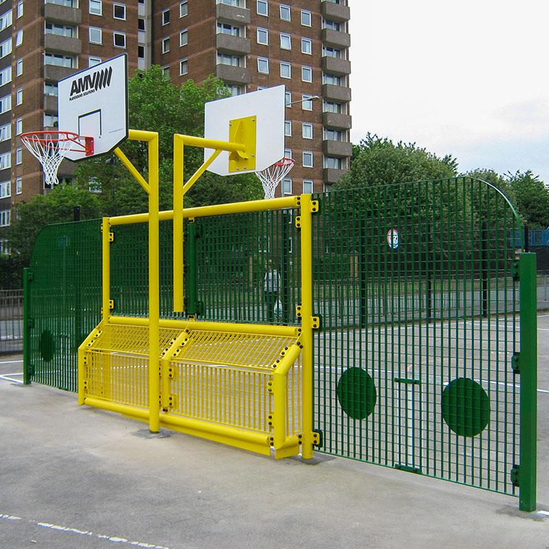KS2 Junior Goal Unit 231 (Basketball & Netball)