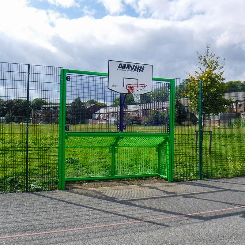 KS2 Junior Goal Unit 271 (Basketball)