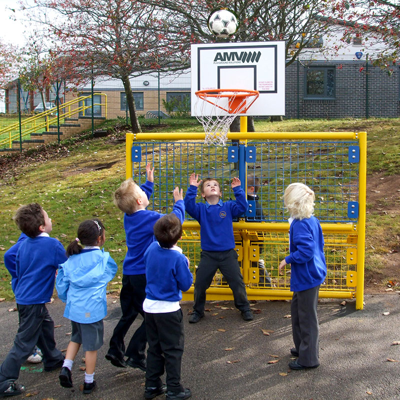 KS1 Infant Goal Unit 1 (Basketball)