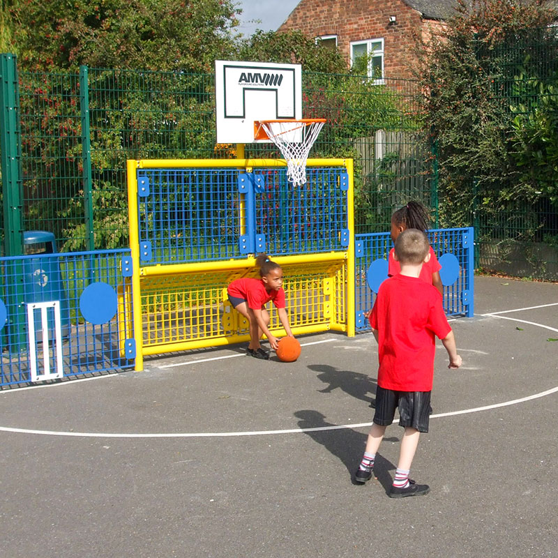 KS1 Infant Goal Unit 3 (Basketball)