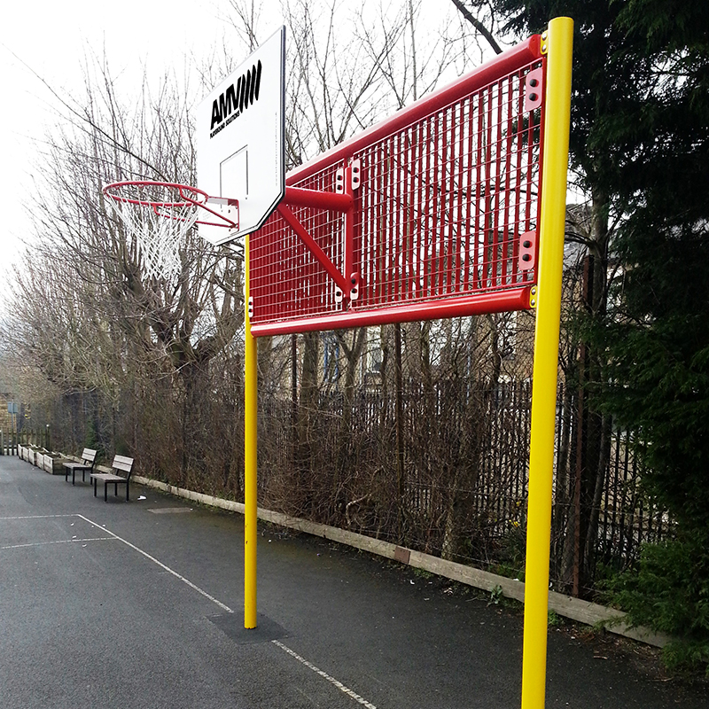 KS3 Goal Frame 23 (Basketball)