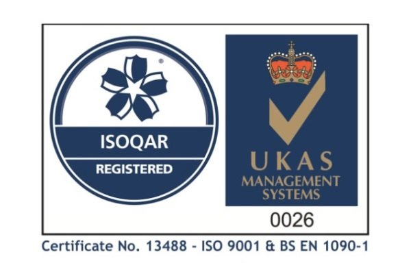 Accreditations - ISOQAR