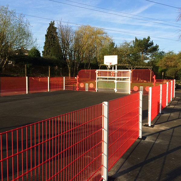 muga sports pitch
