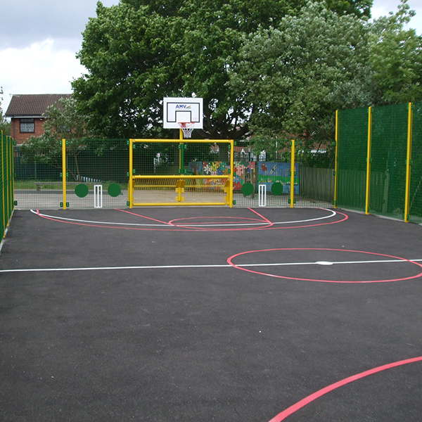 multi use games area surfaces