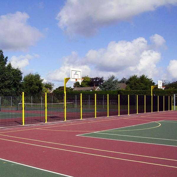 muga fencing