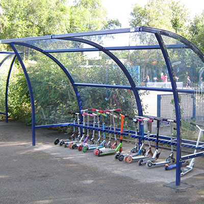 Scooter Shelters