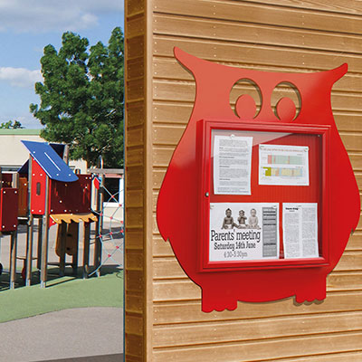 Outdoor Noticeboards