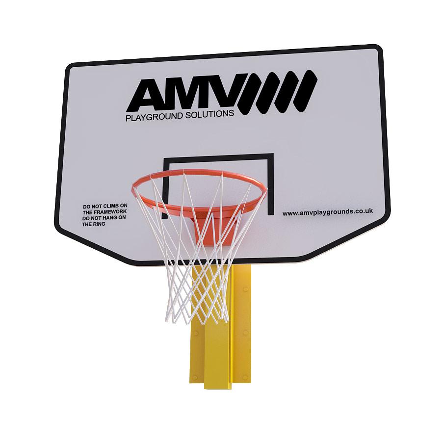 Wall Mounting Basketball
