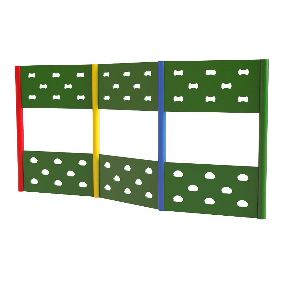 Rocky Split Traverse Wall - 3 Panels