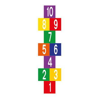Hopscotch 400 (using 400mm squares)