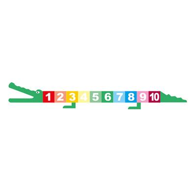 1-10 Crocodile