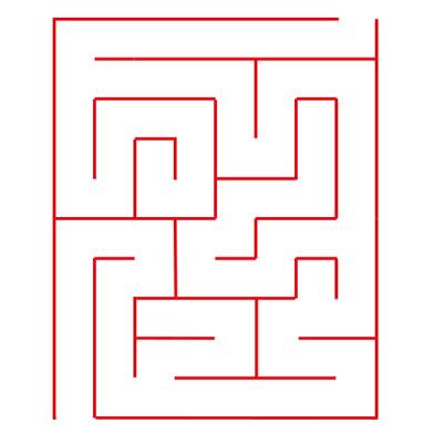 Rectangular Maze