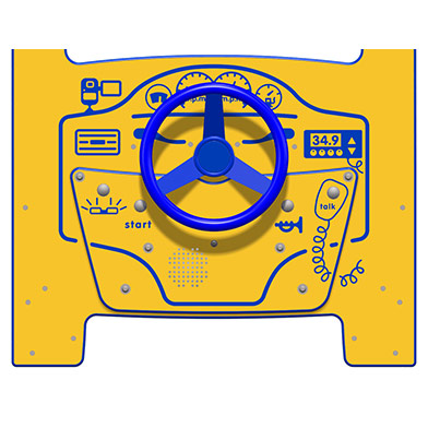 PlayTronic Ambulance Panel