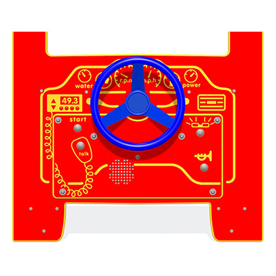 PlayTronic Fire Engine Panel