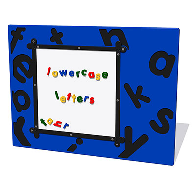 MagPlay Panel - Lowercase Letters