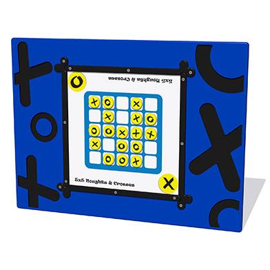 MagPlay Panel - 5 x 5 Noughts and Crosses