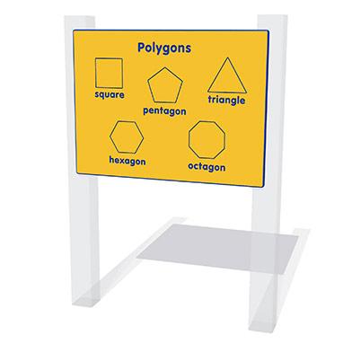Polygons Play Panel