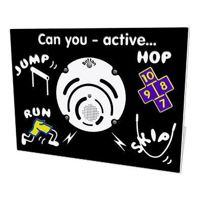 PlayTronic Active Play Panel