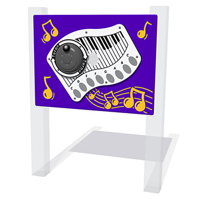 RotoGen PlayTronic Piano Musical Play Panel