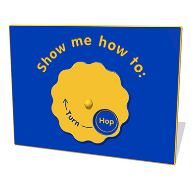 Show Me How To Play Panel