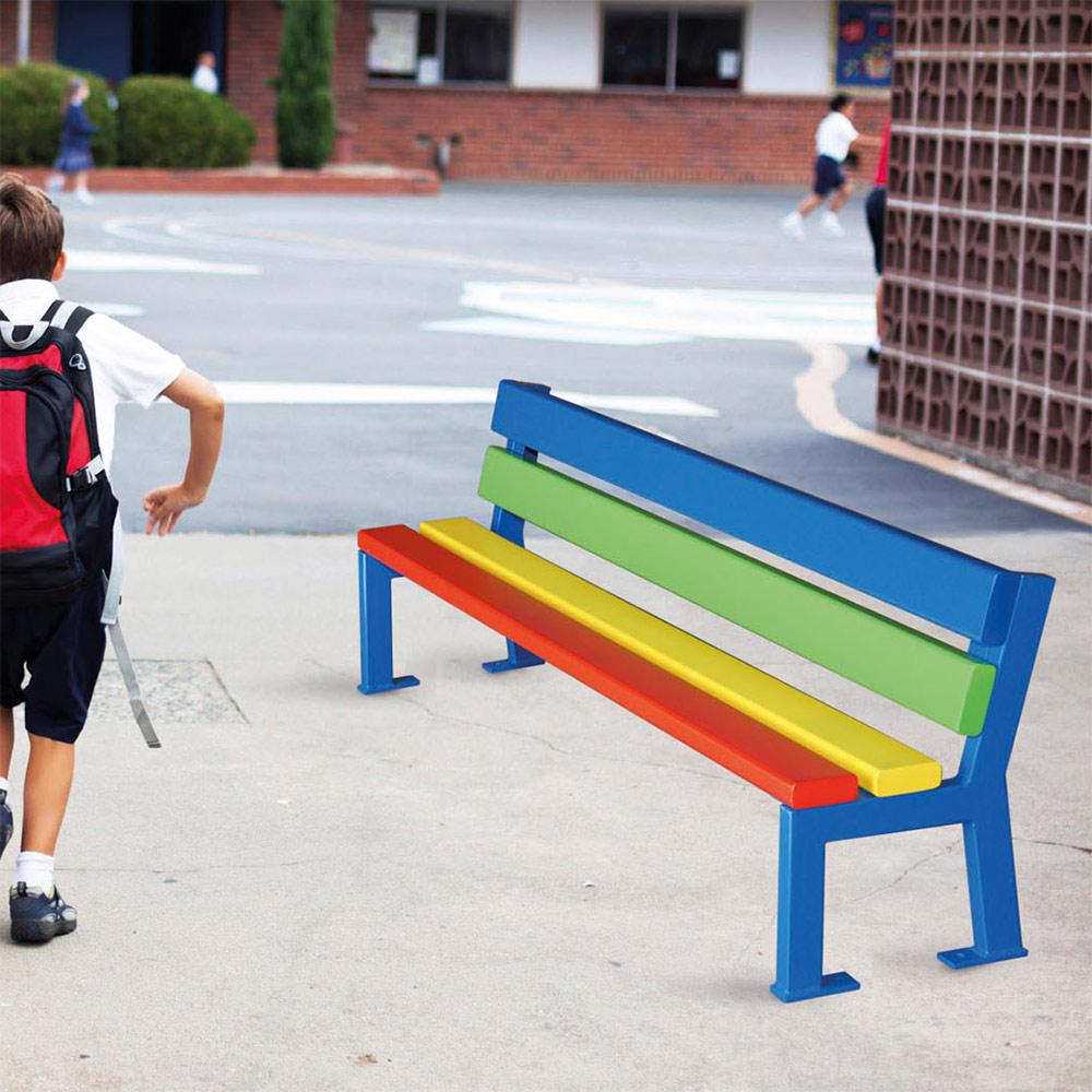 SILAOS® Nursery Seat - Multi-Colour