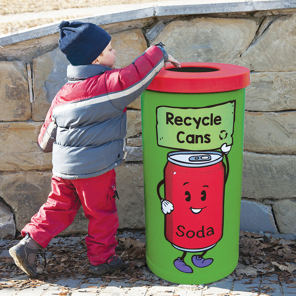 Popular Recycling Bin Cans