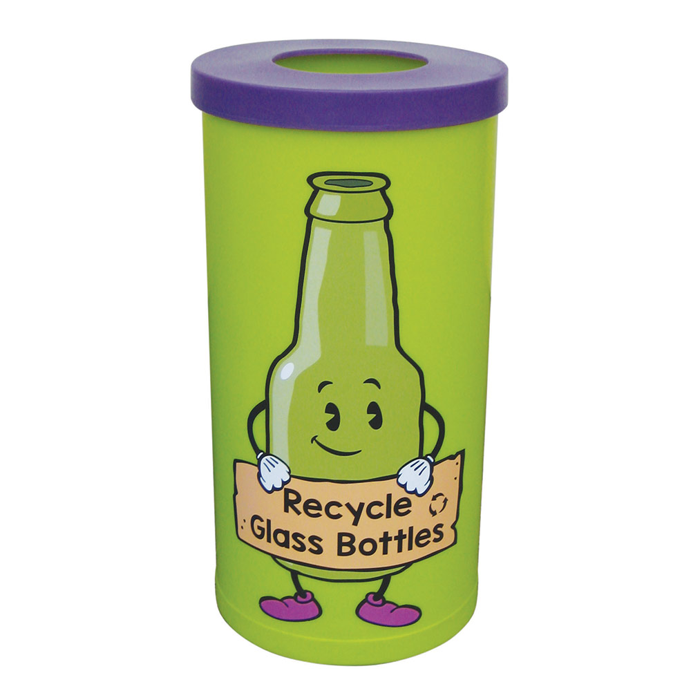 Popular Recycling Bin Glass Bottles