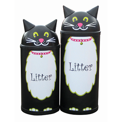 Large Cat Litter Bin