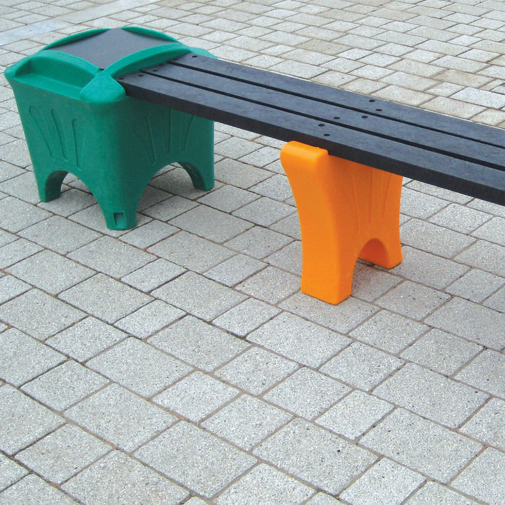 Modular Outdoor Plastic Seating
