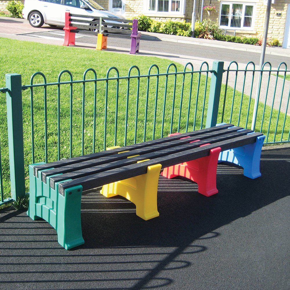 Four Person Bench