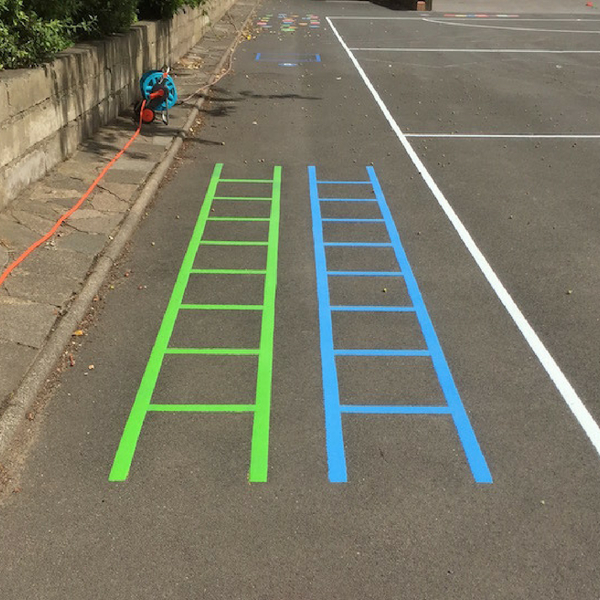 12 Times Tables Ladders